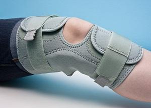 как носить наколенники при коленном артрозе
