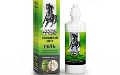 как использовать гель лошадиная сила для суставов