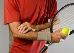 как лечить локоть теннисиста