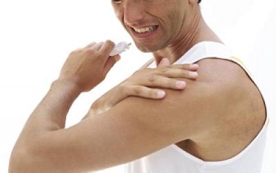 методы лечения боли в плече при поднятии руки