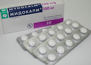 правила применения таблеток Мидокалм