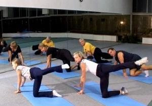 бубновский утренняя суставная гимнастика