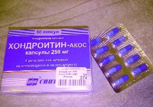 глюкозамин хондроитин