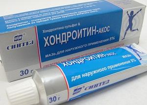 правила применения Хондроитина Акос для лечения суставов