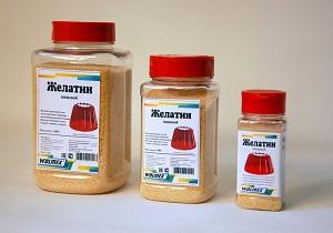 как принимать желатин для суставов и связок