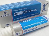 хондроитин мазь