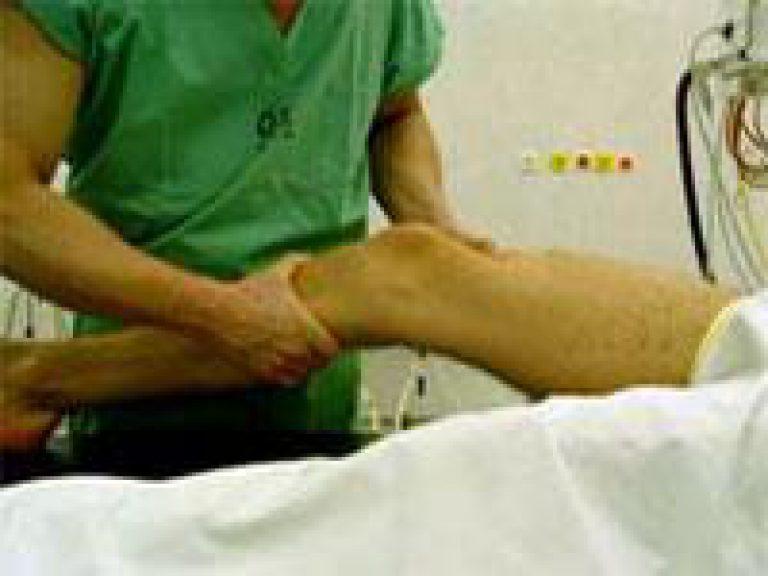 лфк после повреждения коленного сустава