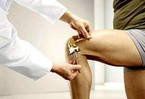 эндопротезирование коленного сустава цена