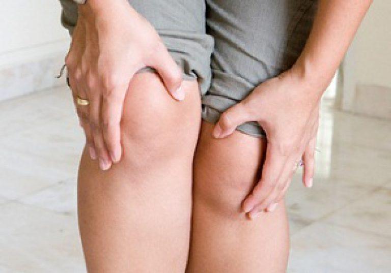 Хруст в коленях как лечить народными средствами