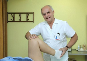 реабилитация после эндопротезирования коленного сустава