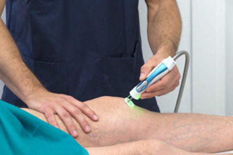 лечение лазером воспаления суставов
