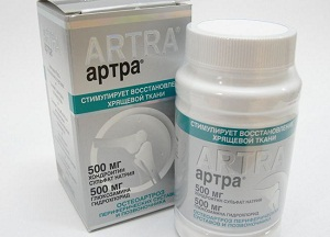 правила применения препарата Артра