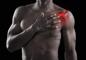 болит левое плечо причины