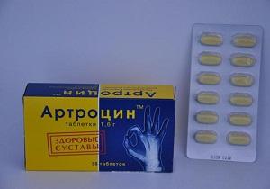 артроцин инструкция по применению цена отзывы таблетки