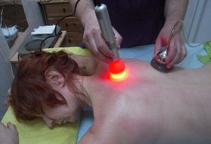 лазеротерапия при грыже позвоночника