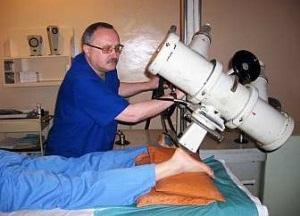 особенности проведения рентгенотерапии для лечения пяточной шпоры