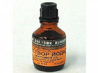 лечение шпоры йодом